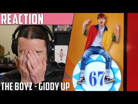The Boyz(더보이즈) - Giddy Up MV Reaction
