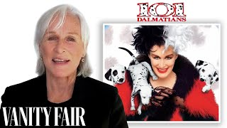 Glenn Close Breaks Down Her Career, from 'Fatal Attraction' to '101 Dalmatians' | Vanity Fair
