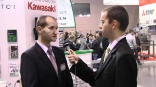 Firma AB Industry na targach RubPlast 2011