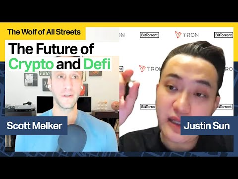 The Future of Crypto and Defi with Justin Sun, Founder and CEO of Tron