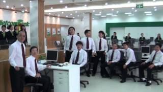 Vietcombank 50 năm - 02.  Liên khúc Vietcombank [MV]