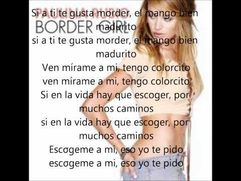 Y yo sigo aqui--Paulina Rubio
