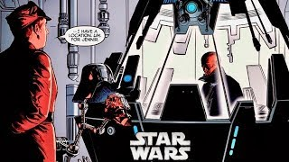 How an Imperial Officer Saw Vader Without His Mask and SURVIVED!
