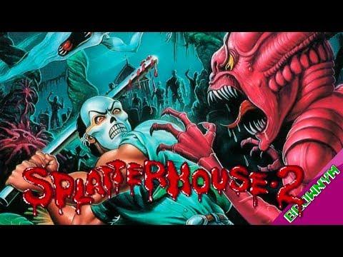 Splatterhouse 2 (Namco, 1992) Megadrive