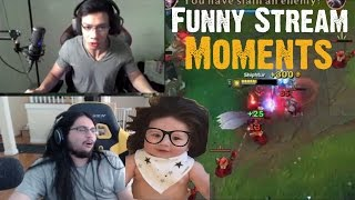 Shiphtur's INSANE EKKO PLAY | Tobias Fate VS Rengar | Gripex | Aphromoo | LoL Stream Moments