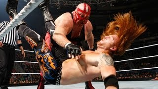 Steve Austin On Who Was Originally Supposed To Have The 'Big Van Vader' Gimmick