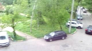 сильный ветер в москве 29 05 17