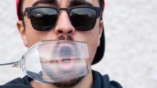 Ovaj tip je naučio da svojim glasom razbije čašu, a evo šta je napravio nakon 14 dana… (VIDEO)