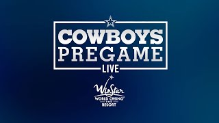 8/24 Pregame LIVE - #DALvsHOU | Dallas Cowboys