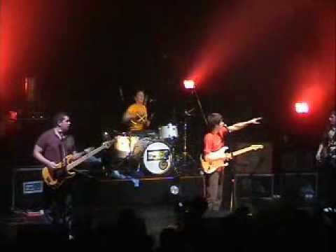 Arctic Monkeys @ Astoria - Red Light Indicates Doors Are Secure
