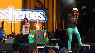 """Gym Class Heroes """" Cupids Chokehold""""  HD Live From Wayback Pointfest 09/03/2018"""