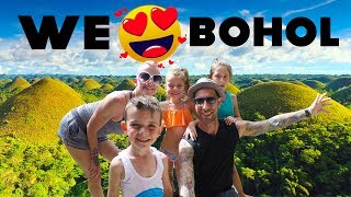 BEST OF BOHOL PHILIPPINES | Family Travel Vlog (2019)
