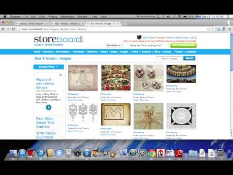 Create and Share Your Own Online Portfolio of Images on Storeboard.com!