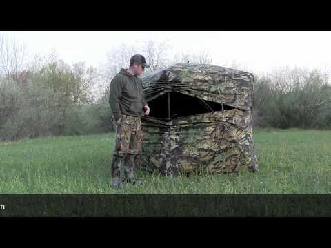 Primos Double Bull Dark Horse Blind Review Youtube