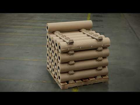 GNC RollGuard Pallet Set-up Timelapse Video