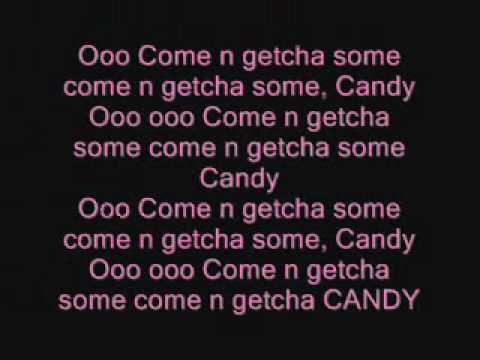 Aggro Santos feat Kimberly Wyatt - Candy Lyrics