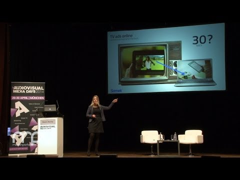 Vortrag: The Road to Relevance: Multi Screen Advertising