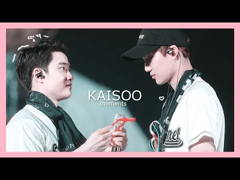 [카디] kaisoo `sweet` moments | EXO KAI D.O