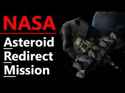 NASA Asteroid Redirect Mission - Pics about space