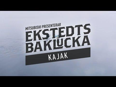 Ekstedts Baklucka – KAJAK TRAILER