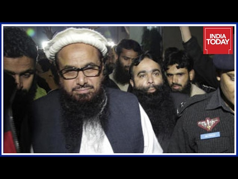 PAK AGAIN EXPOSED; Hafiz Saeed now under Exit Control list
