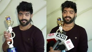 Indian Idol 9 Winner LV Revanth Exclusive Interview..