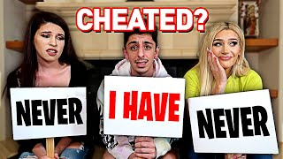 NEVER HAVE I EVER... (w/ Ex Girlfriends) **AWKWARD**