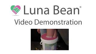 Luna Bean Keepsake Hands Casting Mold Video Tutorial Demonstration