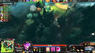 Game 1 - Mineski vs Rex Regum Qeon (old) - The International 4 - SEA Qualifiers