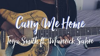 Carry Me Home  - Jorja Smith | Acoustic Guitar Tutorial
