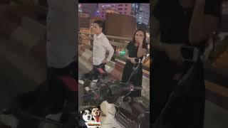 Tai nạn ở Lotte Kim Mã Hà Nội | 12/04/2019