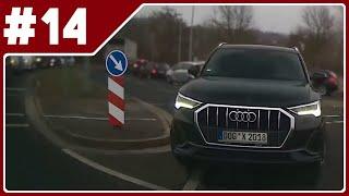 Geisterfahrer & Spur geschnitten I Dashcam Germany - #14