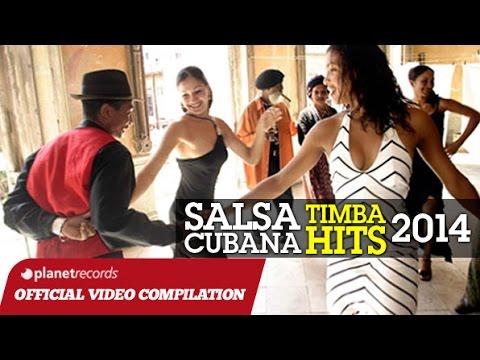 SALSA CUBANA - TIMBA HITS 2014 / 2015 ► VIDEO HIT MIX COMPILATION ► HAVANA DE PRIMERA, VAN VAN