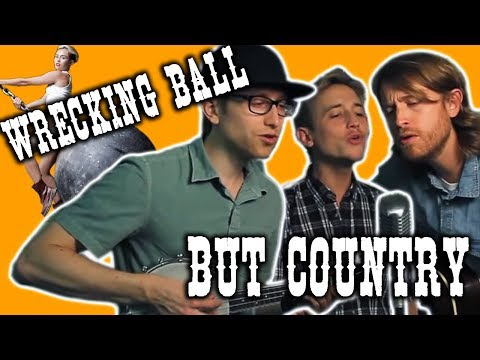 Listen To This Country Version Of Miley Cyrus...