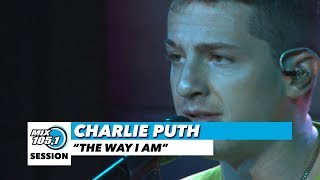 """Charlie Puth """"The Way I Am"""" 