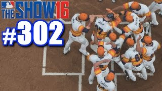 1,000TH CAREER HOME RUN! | MLB The Show 16 | Road to the Show #302