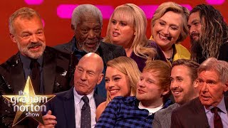 BEST MOMENTS of 2017 on The Graham Norton Show