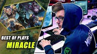 Miracle- Best Plays Phantom Assassin, Phantom Lancer, Slark, Terrorblade, Meepo - Dota 2