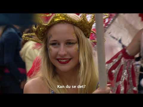 Close Your Eyes - Karlshamnsfilm med svensk undertext