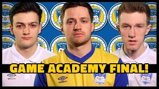 SPENCER FC GAME ACADEMY FINAL! WHO WILL WIN THE ESPORTS CONTRACT?