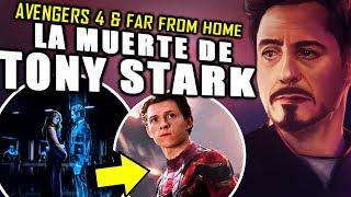 ¡TERRIBLE E INCREÍBLE! Iron Man morirá en Avengers 4 Endgame pero será el IA de Spider-Man   TEORÍA