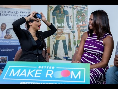 Getting Schooled By Michelle Obama | #GirlLove (Ep.3)