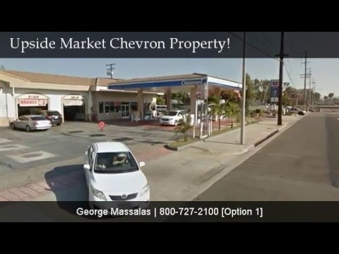 Upside Market Chevron Multiple Tenants Property!