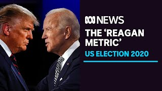 US polls show Joe Biden taking the White House from Trump, but there's more to the story | ABC News