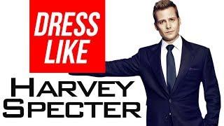 Harvey Specter Style | Dress Like Gabriel Macht In Suits