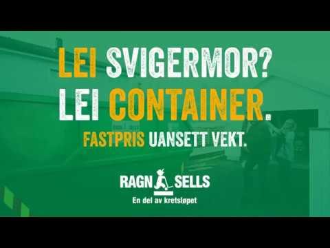 Lei svigermor? Lei container.