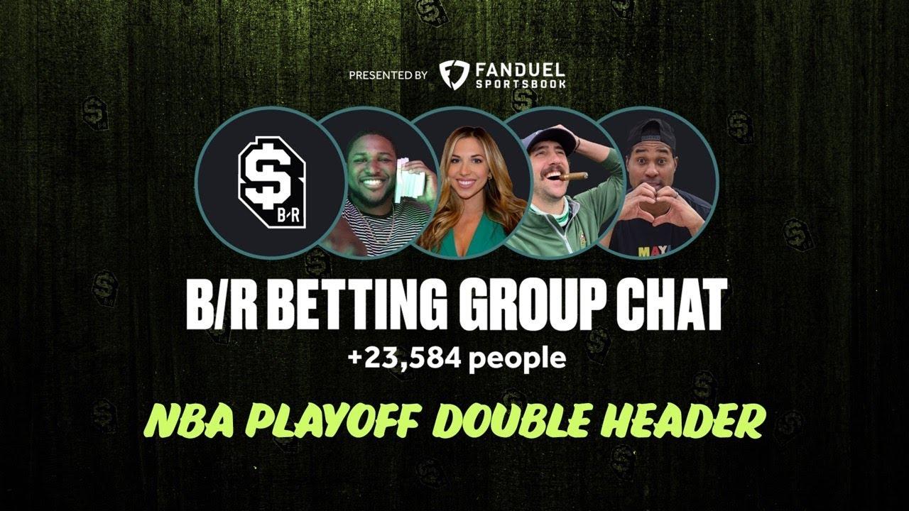 B/R Betting Group Chat Show: Nets vs. Bucks, Clippers vs. Jazz