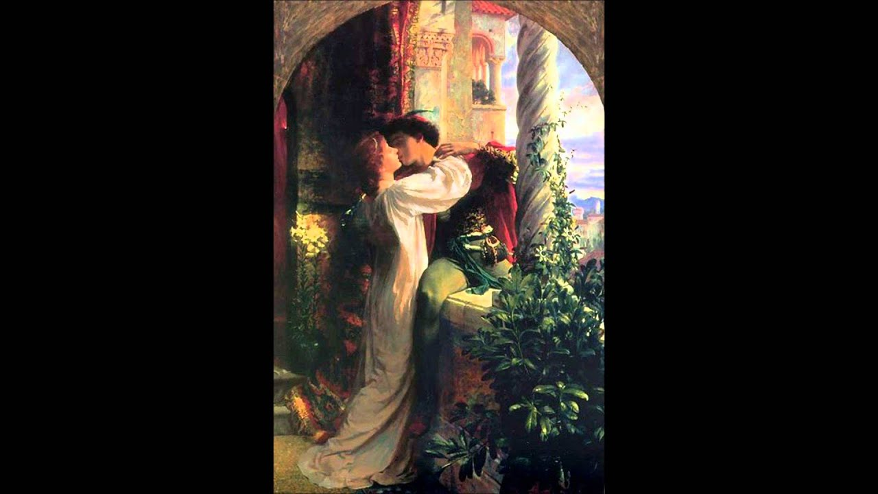 the motif about adore around romeo not to mention juliet