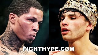 "GERVONTA DAVIS & RYAN GARCIA TRADE WORDS OVER FIGHT ANNOUNCEMENT; IS IT NEXT: ""SAY LESS, B*TCH!"""