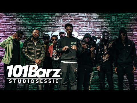 The Real Wave | Studiosessie 356 | 101Barz